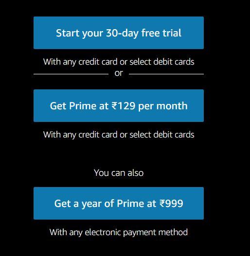 amazon prime free trial trick 2020