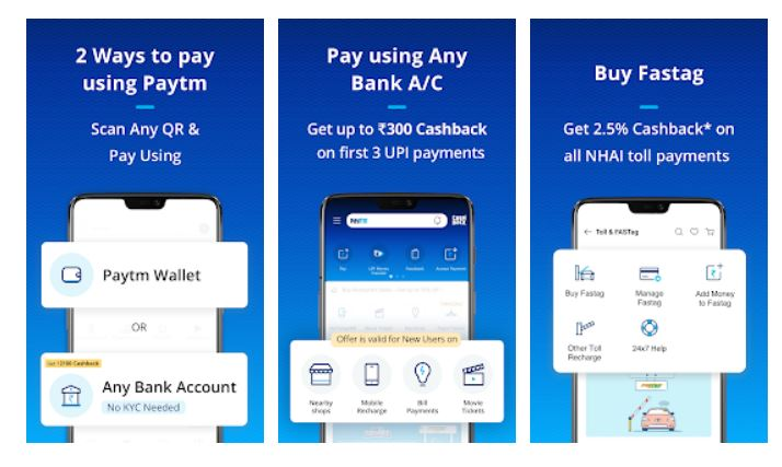 free recharge earning app