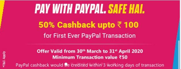 zingoy paypal new user offer 2020