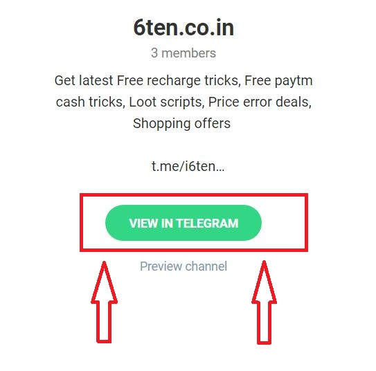 6ten telegram channel