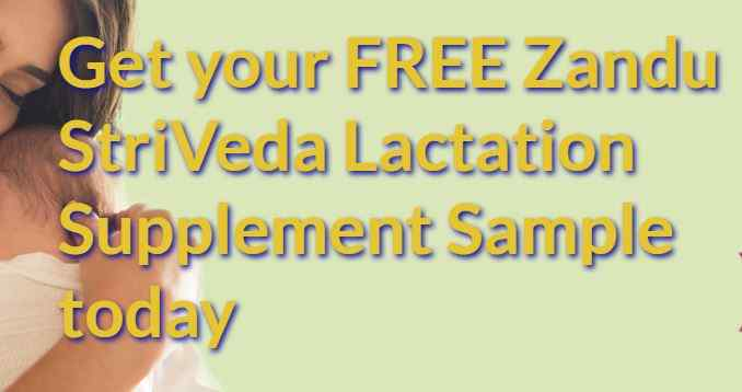 zandu striveda free sample