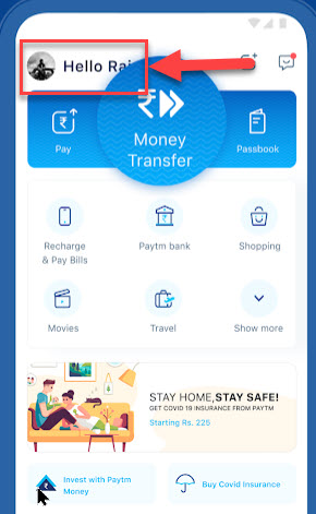 how to unlink paytm account from flipkart
