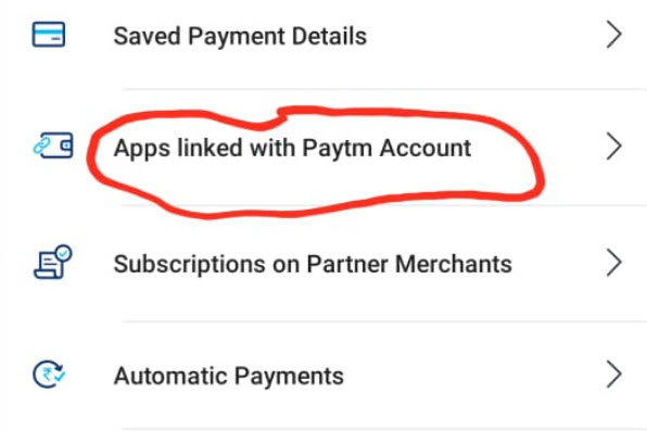 paytm link