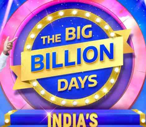 flipkart big billion day sale 2020 date